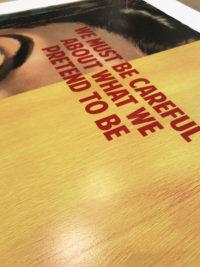 We Must Be Careful (Yellow) - AP