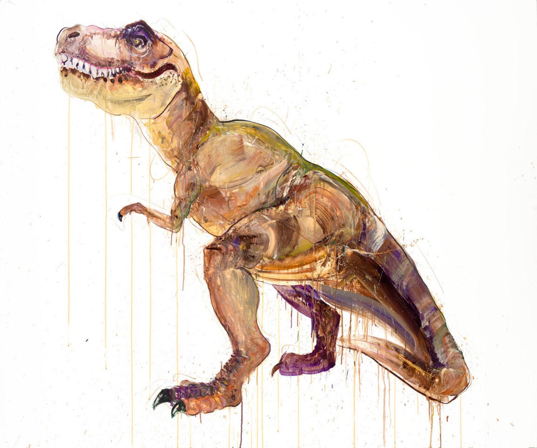 T Rex V - Hand finished