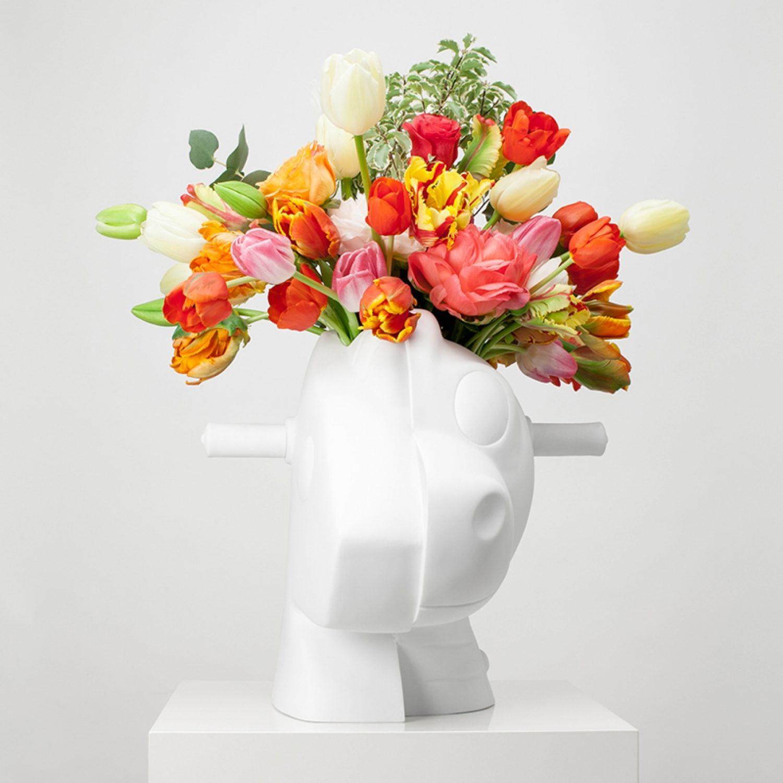 Split Rocker Vase