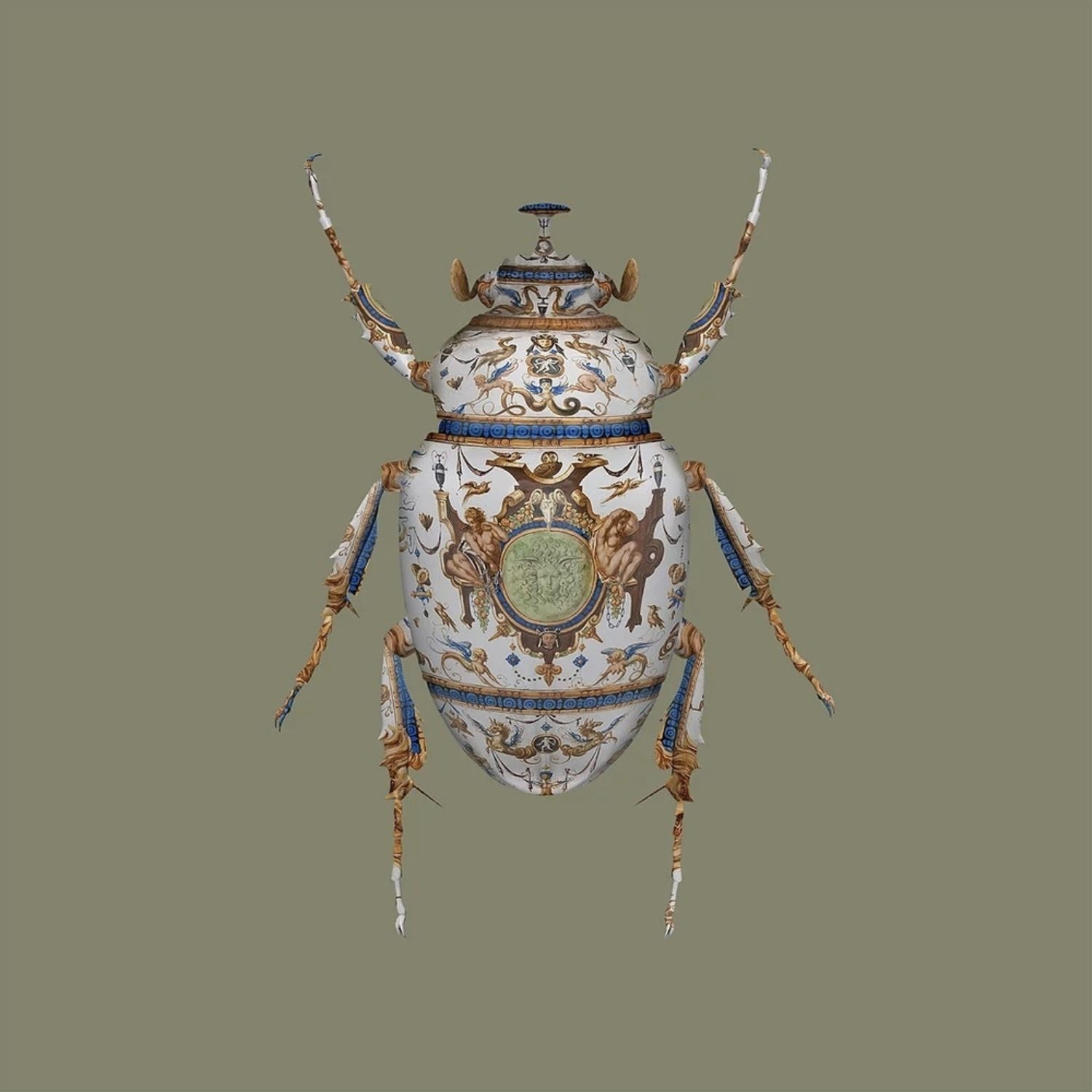 The Minton Scarab