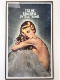 Tell Me Beautiful Untrue Things - Unique