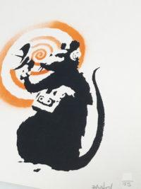 Radar Rat - Signed