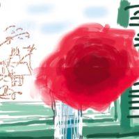 iPad Drawing No. 281, 23rd July