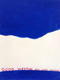 Untitled (Good Weather and Other Weather)