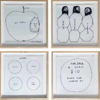 Untitled (Set of four)