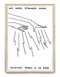 Untitled (We Need Stronger Magic)