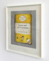 Fuck Art, Let's Dance - HC