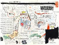 Wolf Sausage, King Brand, Dog Leg Study, Undiscovered Genius (Portfolio of four)