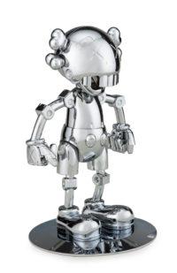 No Future Companion - Hajime Sorayama Version (Silver Chrome)