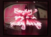 Fucking Amazing (Infinity) - Neon
