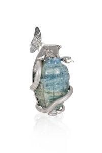 Tempus Fugit (Aquamarine)