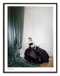 Lara Stone, London, British Vogue, 2009
