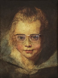 A Child (after, Rubens)