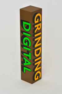 GRINDING, DIGITAL, EMBRACE, MACHINE