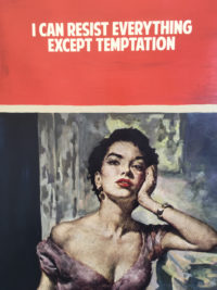 I Can Resist Everything Except Temptation