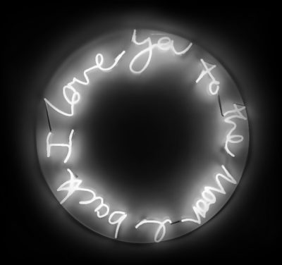 To the Moon and Back - Neon