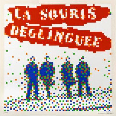 La Souris Deglinguee - Signed