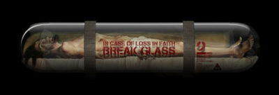 Break Glass for Second Coming - Large (PP)