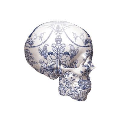 Delft Skull Angels of Dark & Light - Printer's Proof