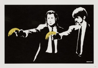 Pulp Fiction - Unsigned
