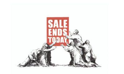 Sale Ends - Signed