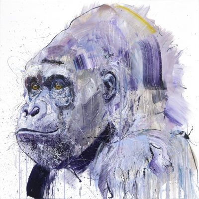 Silverback VII (Hand Finished Edition)