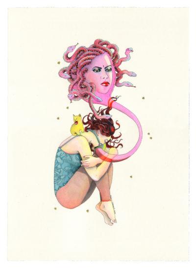Totem 'Medusa'