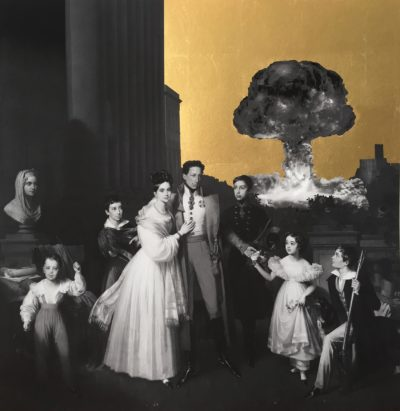Every Dark Cloud Has a Silver Lining (Large) - Artist Proof