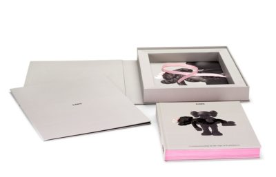 GONE (Limited Edition Art Book with Screen print)