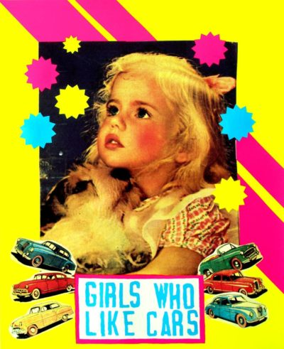 Girls Who Like Cars