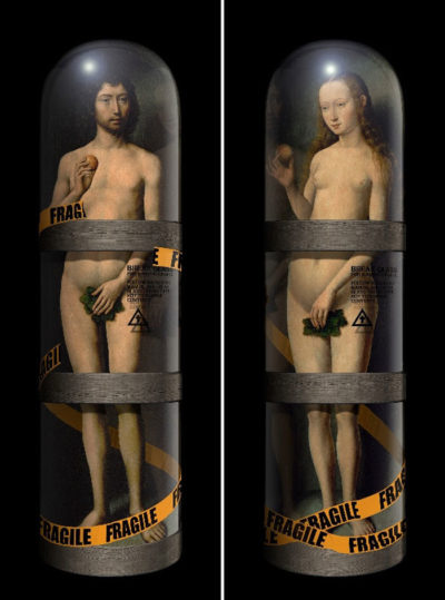 Break Glass For a New Beginning, Adam & Eve