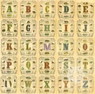 Appropriated Alphabets 11
