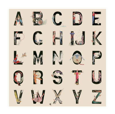 Appropriated Alphabets 4
