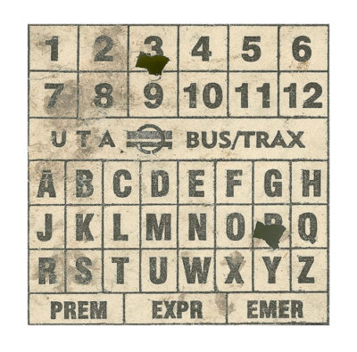 Appropriated Alphabets 2