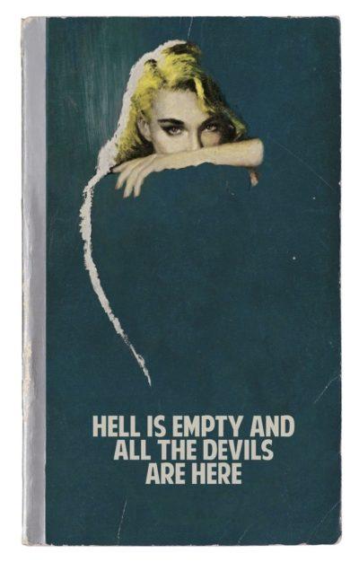 Hell Is Empty - Artist Proof