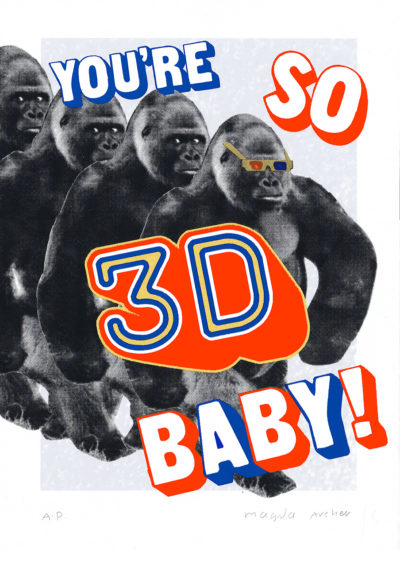 You're So 3D Baby