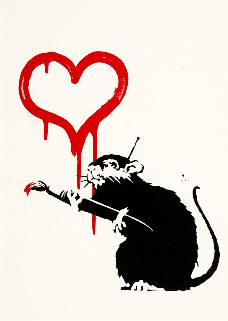 Love Rat (AP DN) Unsigned