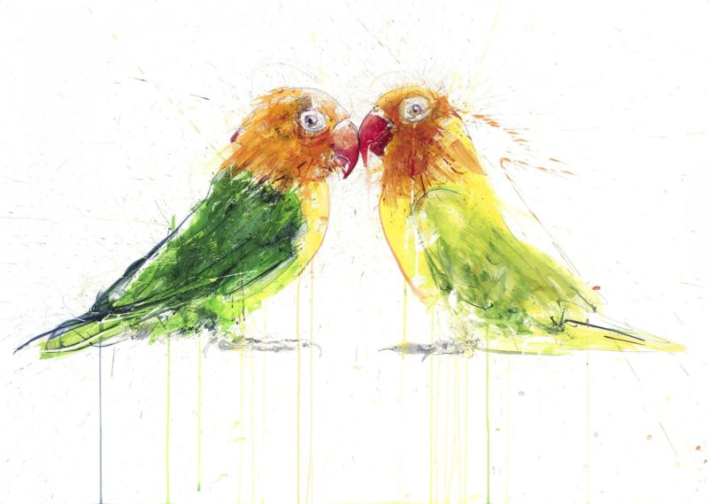 Love Bird (Pair) Standard Edition