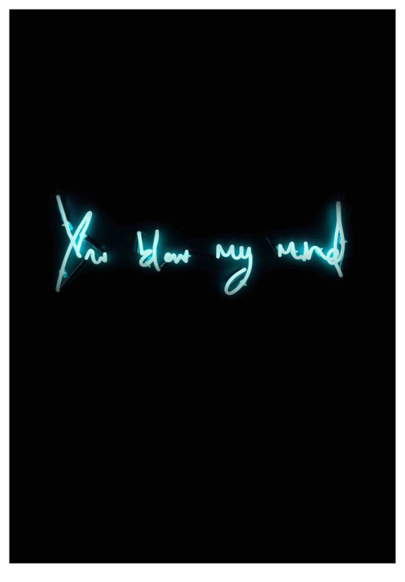 You Blow My Mind - Turquoise