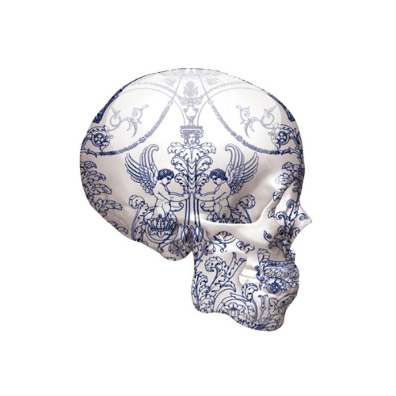 Delft Skull Angels of Dark & Light - PP