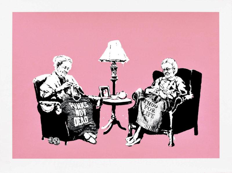 Grannies - Unsigned