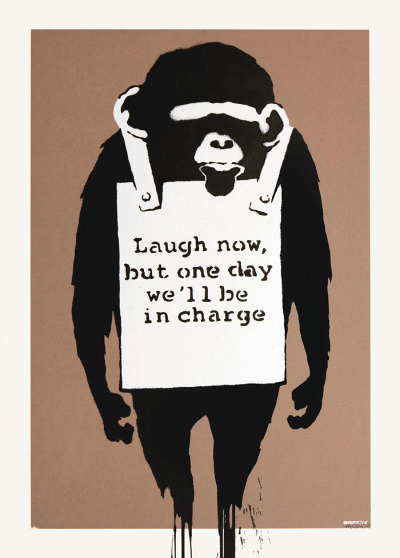 Laugh Now (AP) - Signed
