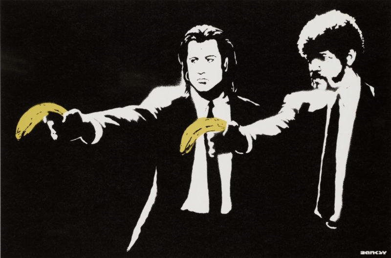 Banksy | Unsigned Editions