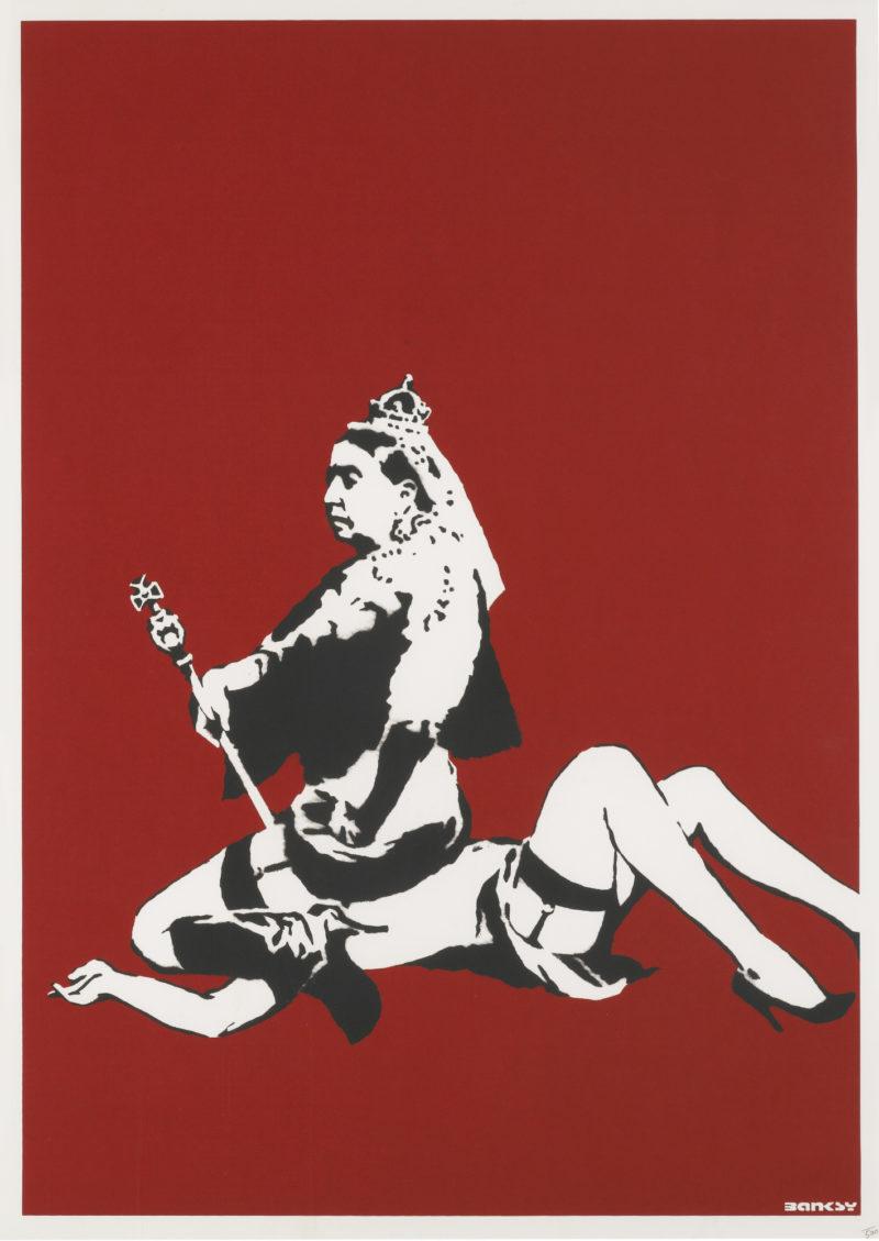 Queen Victoria - Signed