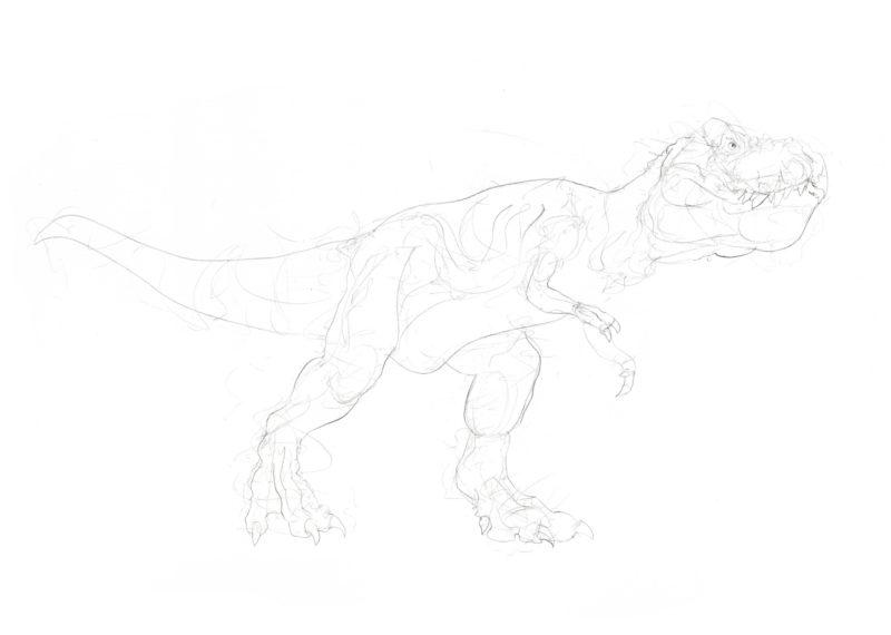 Tyrannosaurus Rex III