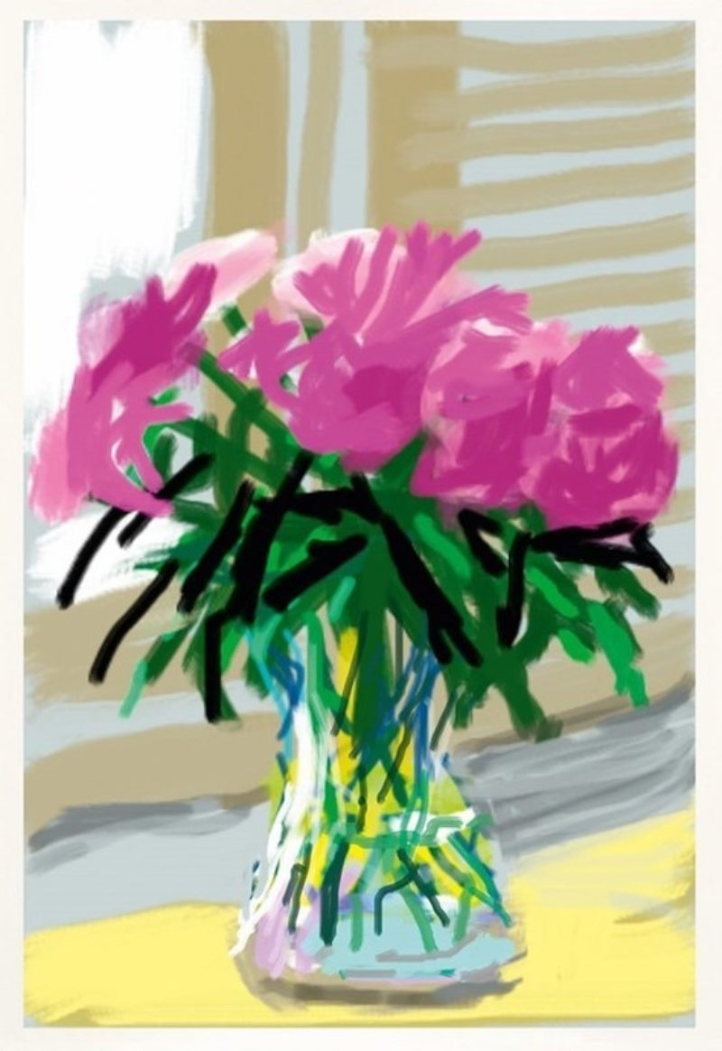 iPhone Drawing No. 535 (Art Edition No. 1–250)