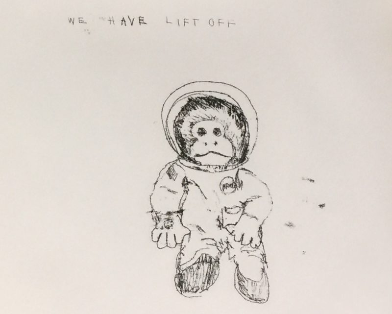 Space Monkey - We Have Lift Off