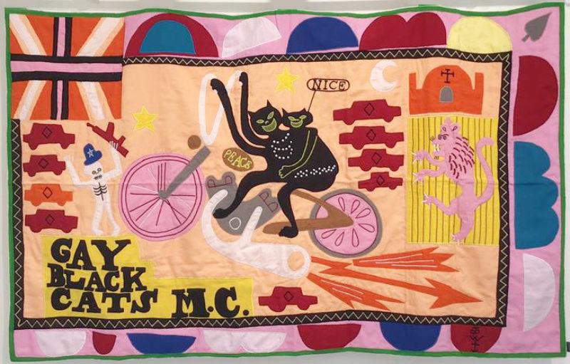 Gay Black Cats MC