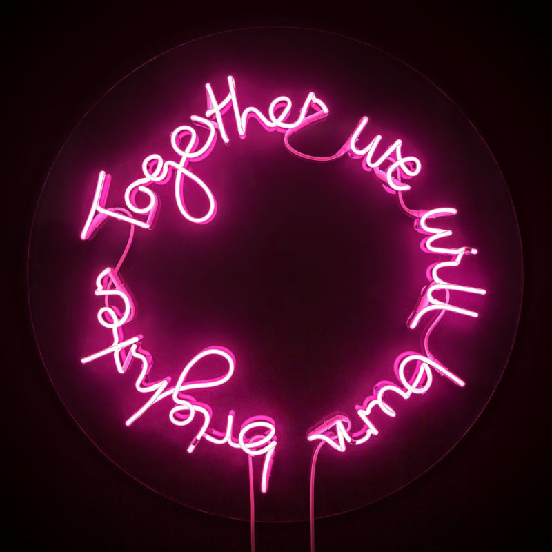Together We Will Burn Brighter - Neon