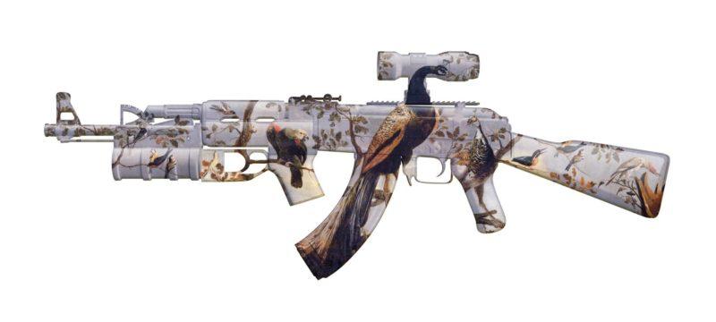 AK-47 (Concert of Birds)